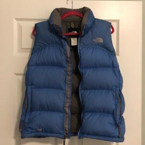 The North Face Women's 700 Goose Down Puffer Vest